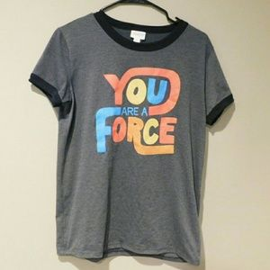 You are a Force T-shirt // Lularoe